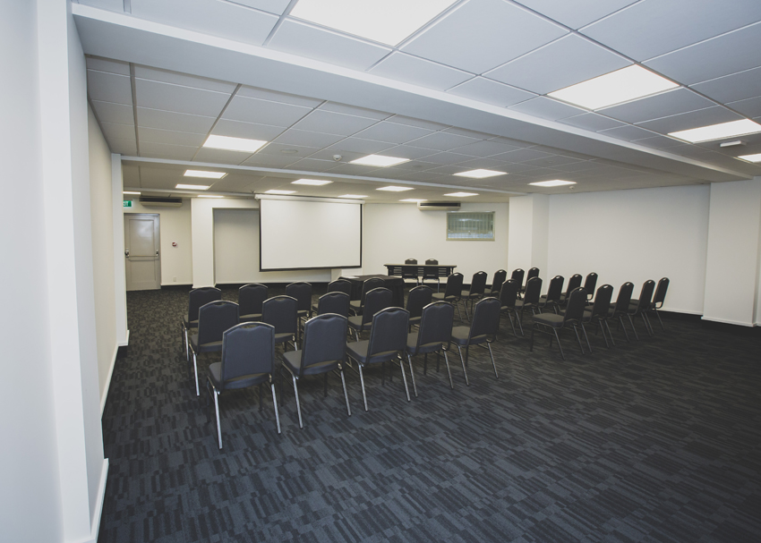 Breakout Room One is perfect for Conference Workshops or Breakout Sessions