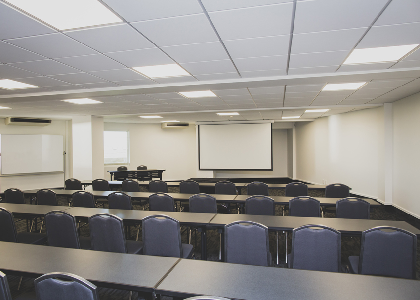 Breakout Room Two is perfect for Conference Workshop or Breakout Sessions
