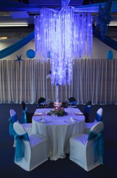 Transform our Exhibition Hall into the Wedding Reception of your dreams