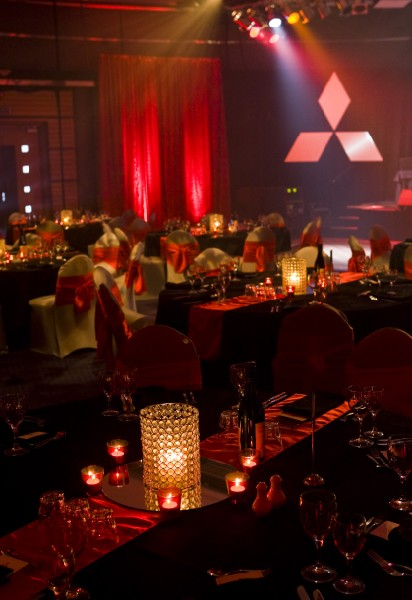 We can work with any theme and any budget to create an amazing event.