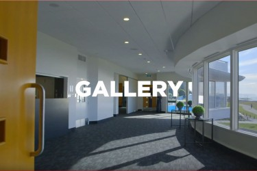 A virtual tour of the Gallery space