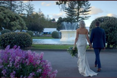 Experience weddings at the Napier Conference Centre